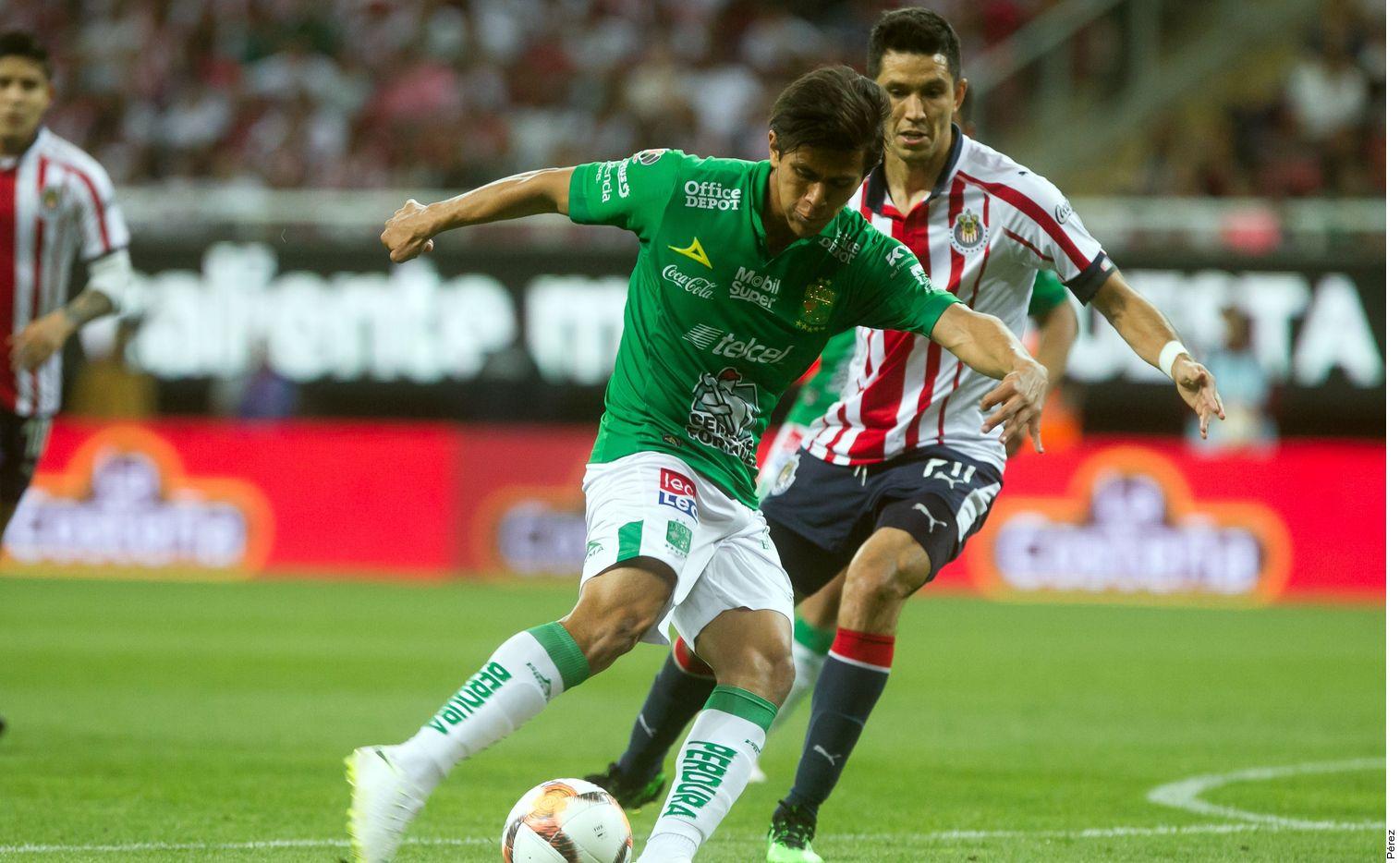 José Juan Macías le interesa al PSV. Foto Agencia Reforma