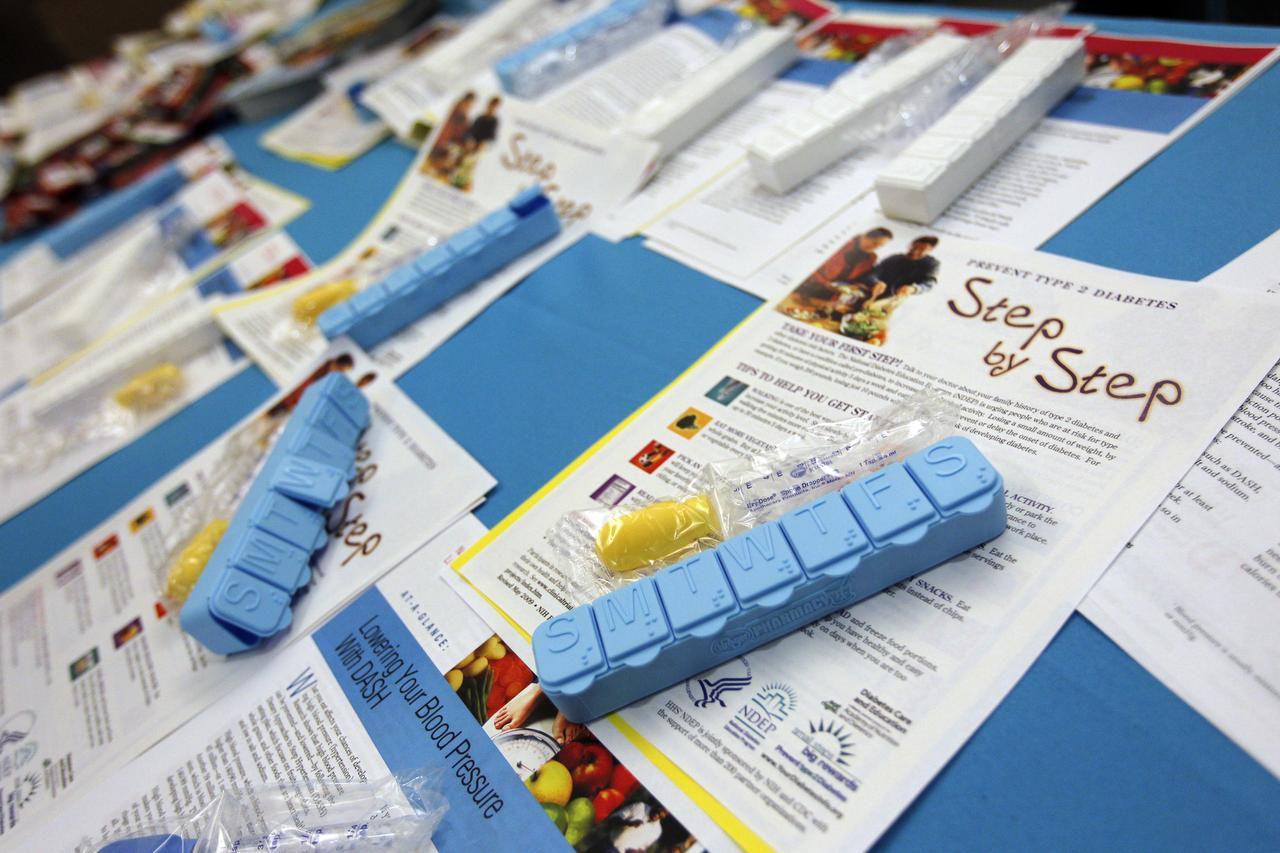Las farmacias CVS ofrecerán Información de salud gratuitas en Dallas. KYE R. LEE/ DMN)