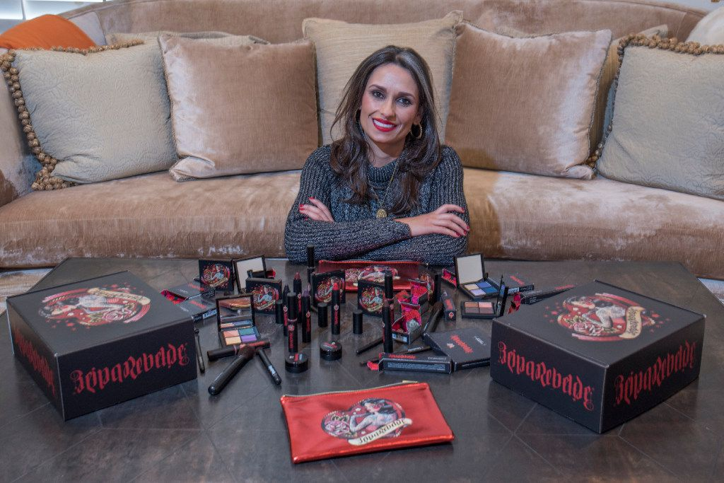 Regina Merson, dropped her legal career to start Reina Rebelde, a makeup company that caters to Latina women.
