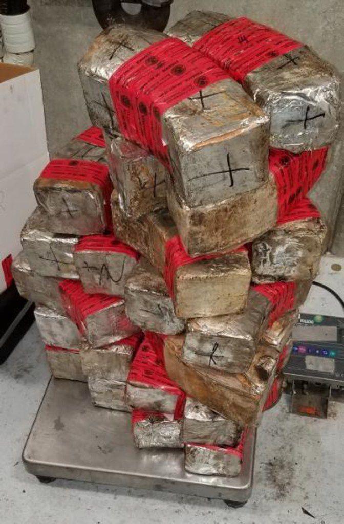 Border agents in Laredo seize $3 million in drugs in 2 days