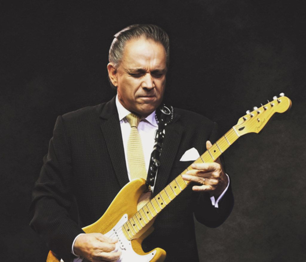 Texas blues guitar ace Jimmie Vaughan has a new solo album, 'Baby, Please Come Home.'