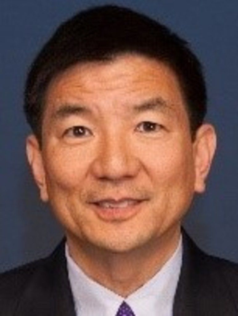 Dr. Philip Huang is Dallas County's new health department director.