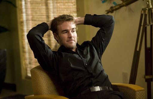 "Actor James Van Der Beek said executives cornered him in ""inappropriate sexual conversations"" when he was  young."