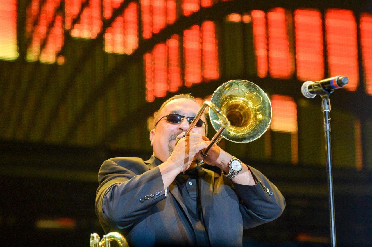 El músico Willie Colón estará el domingo en el House of Blues. (Getty Images/RODRIGO VARELA)