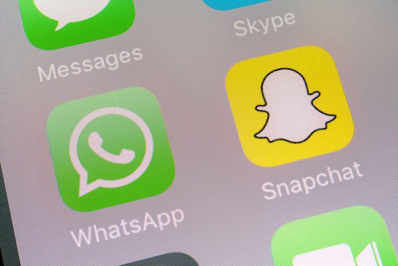 Aplicación What's App, una de las más populares para comunicación por medio de Smart phones. Getty Images