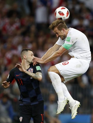Harry Kane (der.) (AP Photo/Francisco Seco)