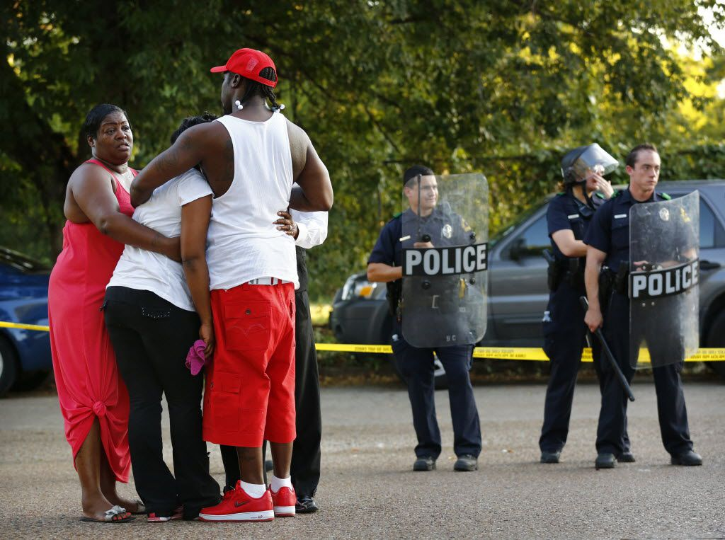 The police shooting nearly sparked riots in South Dallas, with police descending on the area in riot gear.