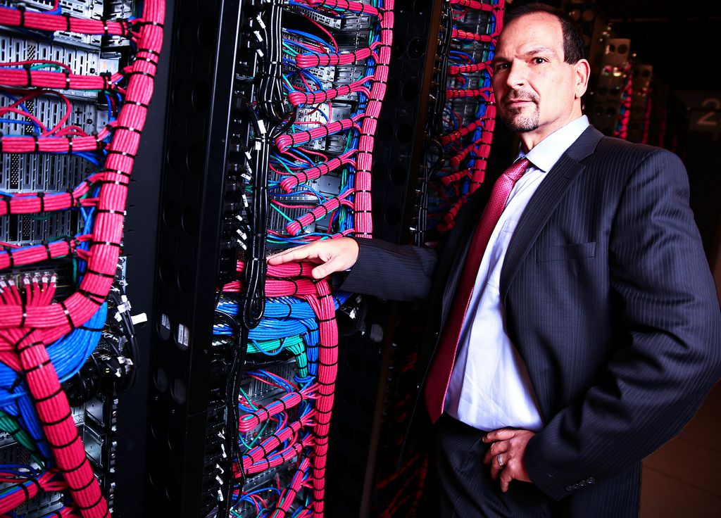 Lance Crosby sold cloud computing company Softlayer to IBM in 2013. Now, he's raised $150 million for a new cybersecurity company.