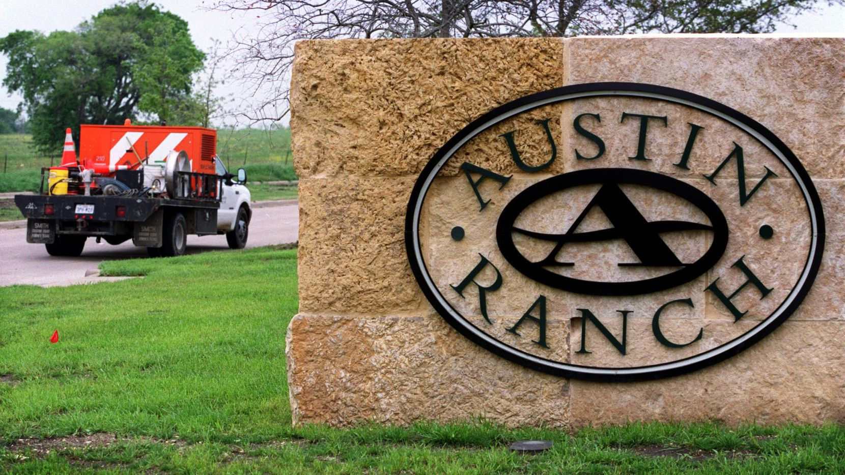 Austin Ranch is west of the Dallas North Tollway and has 1,700 acres.