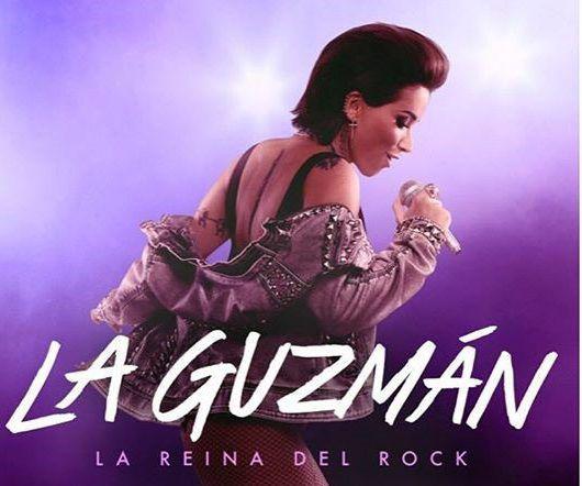 La bioserie de Alejandra Guzmán, protagonizada por Majida Issa, se estrenará en enero de 2019./ AGENCIA REFORMA