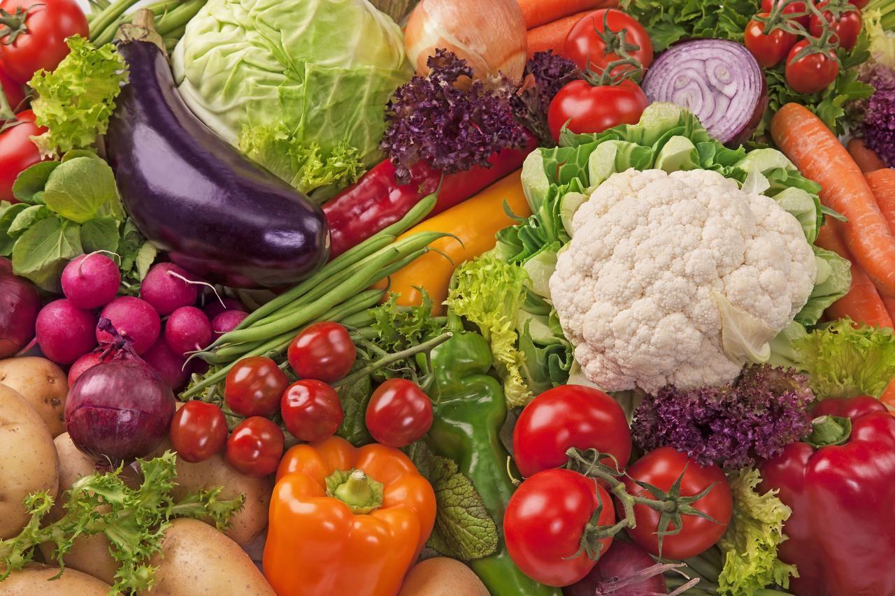 Los vegetales son una parte esencial de una dieta balanceada.