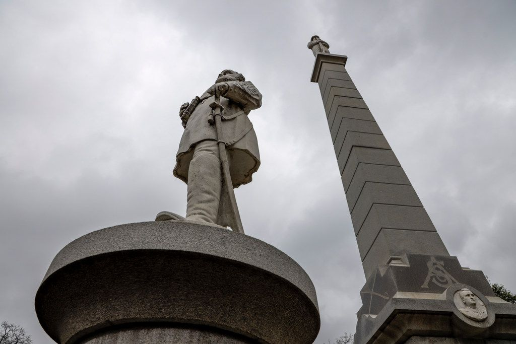 The Confederate War Memorial in downtown Dallas must go, the City Council has decided.