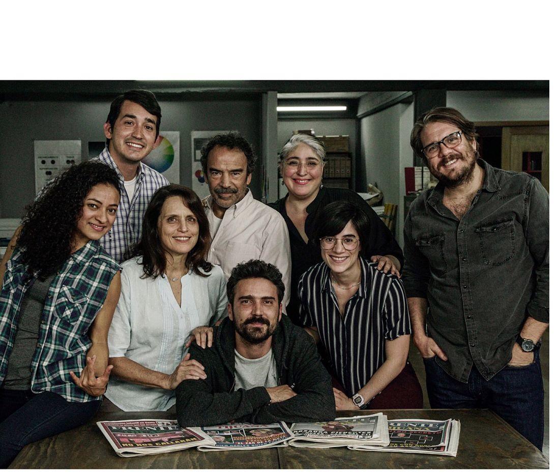 La serie Tijuana busca hacer un contundente señalamiento de la gravedad que representa que México sea uno de los países con más periodistas asesinados en el mundo, aseguró el showrunner y director Hammudi Al-Rahmoun./ AGENCIA REFORMA