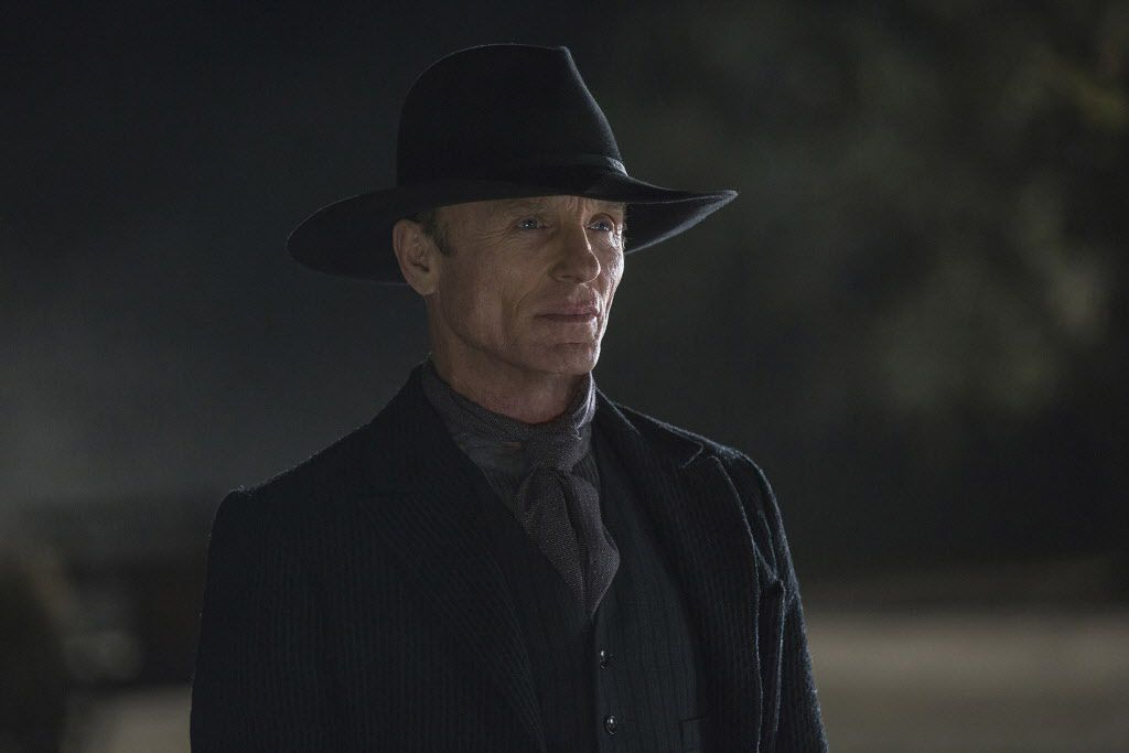 """Ed Harris on the HBO show """"Westworld."""" (HBO)"""