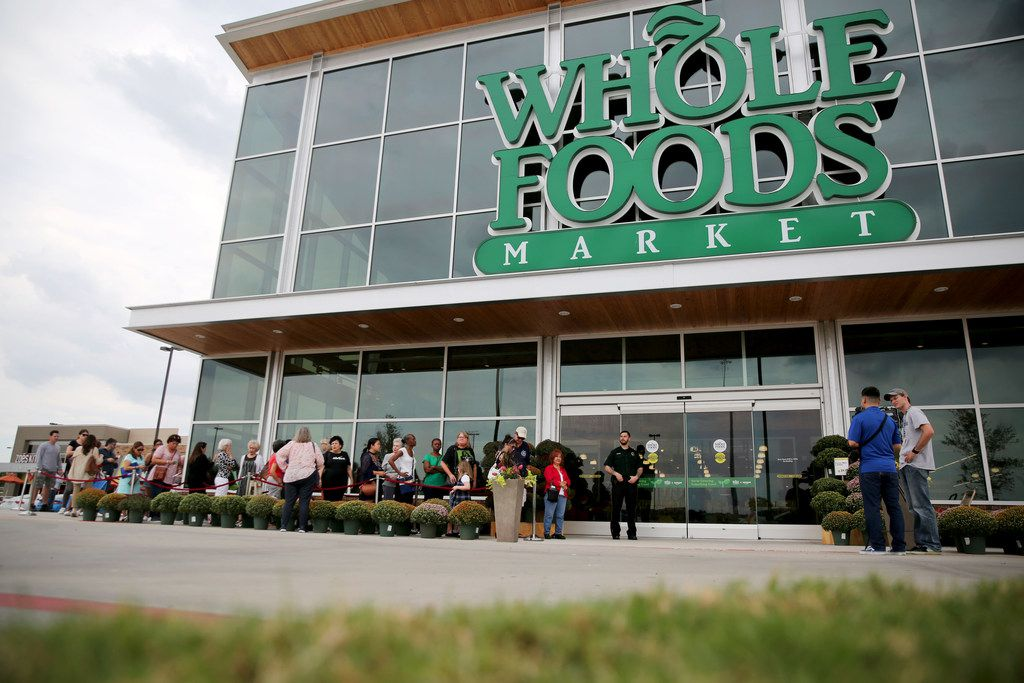 Whole Foods, which operates fewer than 500 stores, says the latest price cuts average about 20 percent.