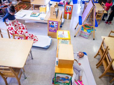 ChildCareGroup focuses on early childhood  teacher training and operates six nationally accredited child care centers in low-income neighborhoods in Dallas. One of those is the  Martin Luther King, Jr Center in South Dallas.