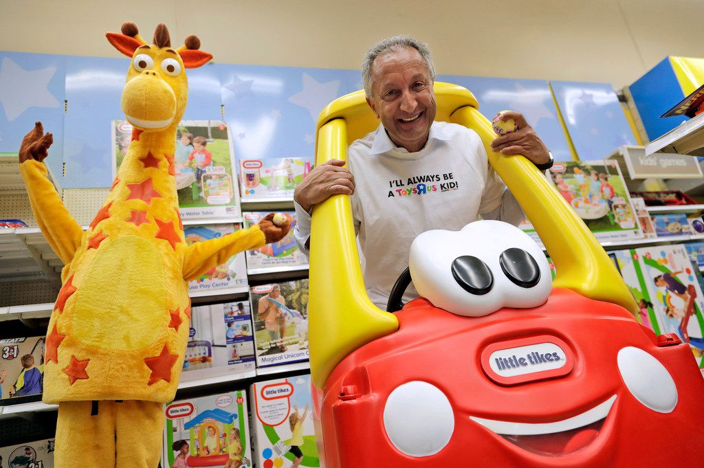 Isaac Larian, chief executive of MGA Entertainment, the owner of Little Tikes brand, is rounding up funding to save Toys R Us.