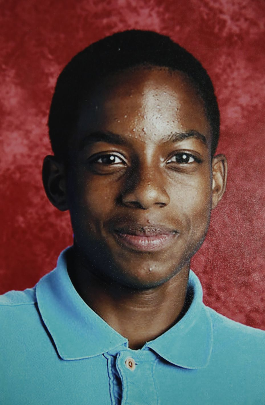 An image of Jordan Edwards as evidence from the state vs. Roy Oliver trial. (Photo courtesy of Dallas County)