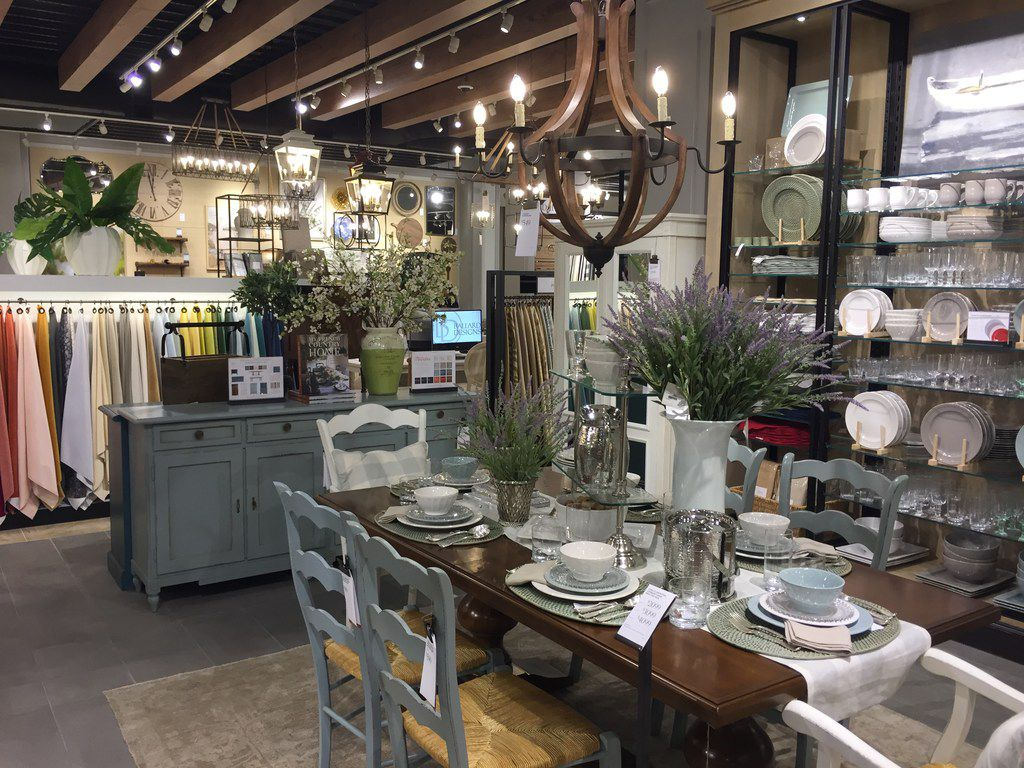 Atlanta-based home furnishings retailer Ballard Designs opened its first Dallas store on last week. The 12,000-square-foot store is in Preston Royal Village which has gone through a renovation in the past 18 months. Other new tenants include Sur La Table, Eatzi's, Sephora and Paper Source.