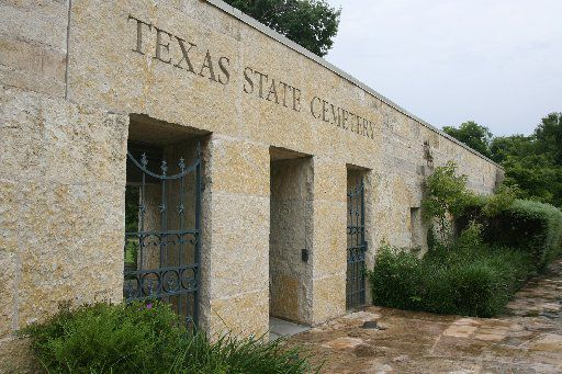 The Texas State Cemetery serves as the burial ground for some of Texas' most notable residents, including someday the former president and his wife.