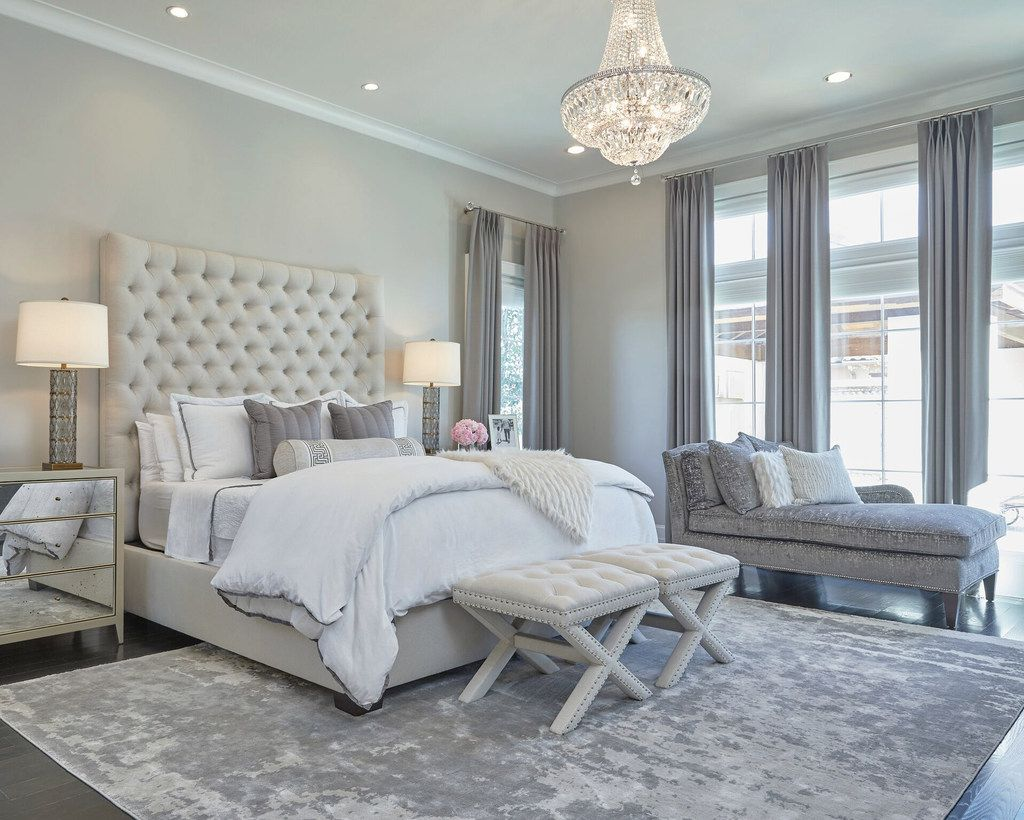 Don't settle for too-small nightstands. Instead, consider chests or dressers for better balance, says Emily Sheehan Hewett of A Well Dressed Home.