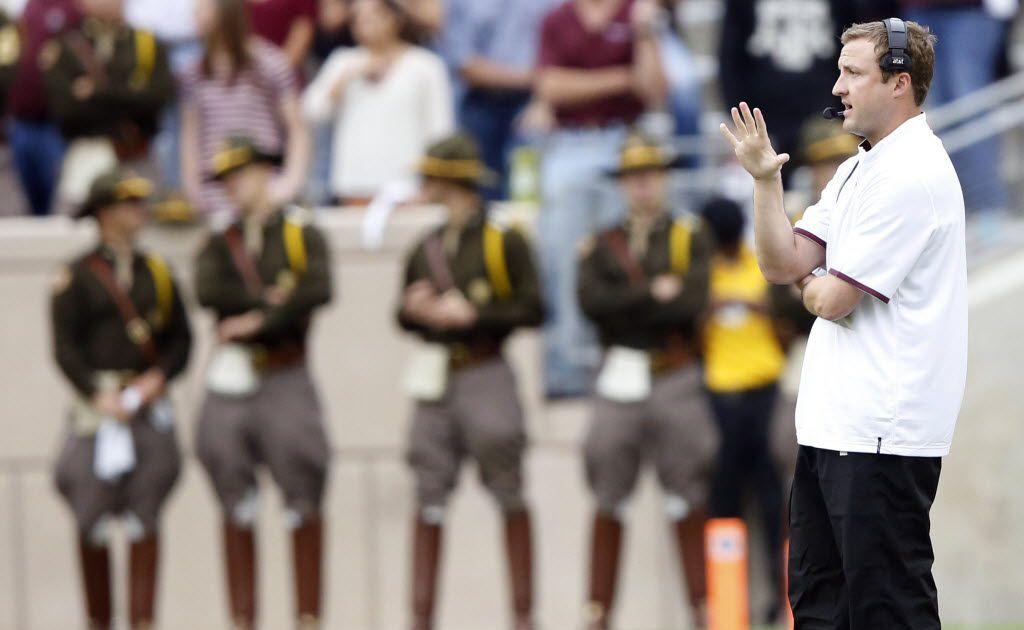 Jake Spavital says returning to Kyle Field to coach against Texas A&M will be 'a surreal moment'