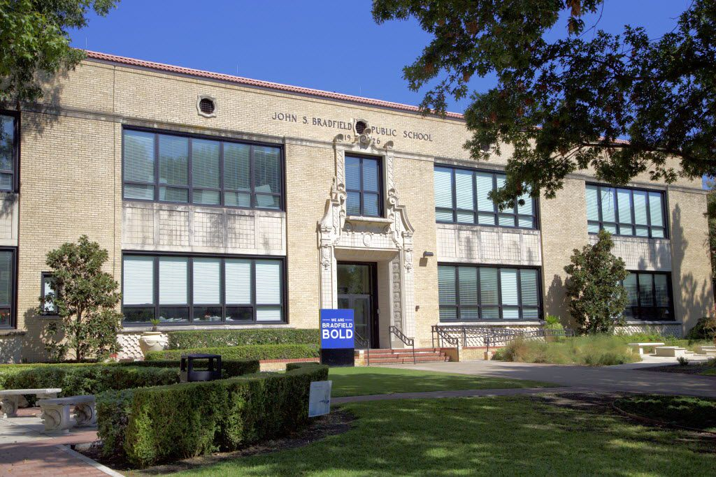 Bradfield Elementary, Tuesday, October 6, 2015.