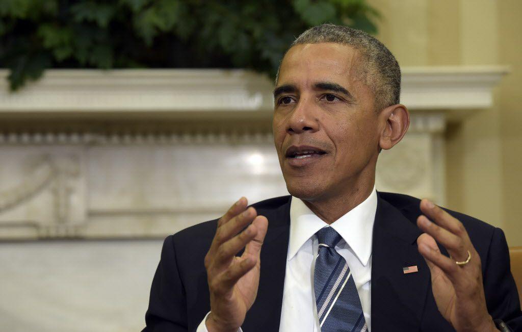 """El portavoz de la Casa Blanca, Josh Earnest, dijo que el presidente Barack Obama  tiene """"mucha confianza"""" en la capacidad y honestidad de los encargados electorales.AP"""
