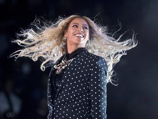 Beyonce./AP