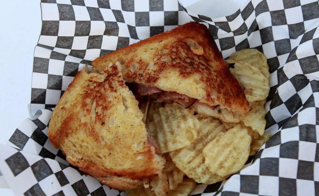 Deal alert: Grab a free grilled cheese sandwich at Norma's Cafe on April 12