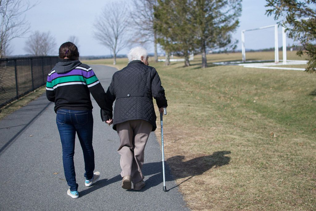 Caregivers for senior citizens can learn useful tips at the Boomers & Beyond Expo.