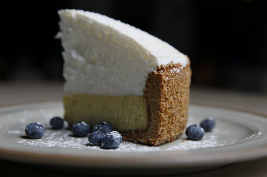 Smoke's key lime pie will be served on Thanksgiving.