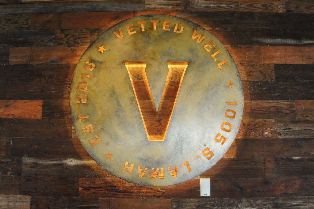Vetted Well will serve beer and cocktails upstairs from the cinema.