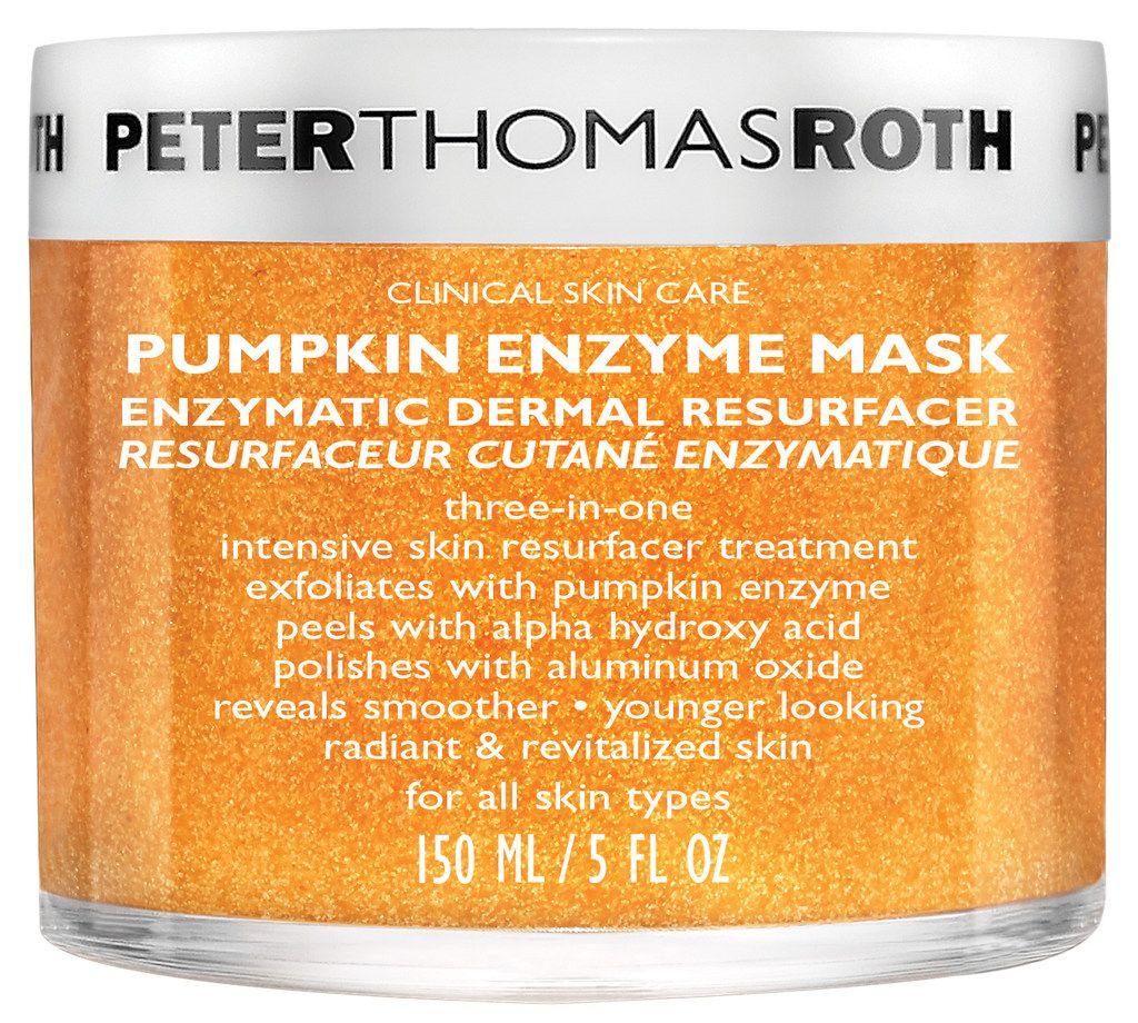 Peter Thomas Roth Pumpkin Enzyme Mask, $58