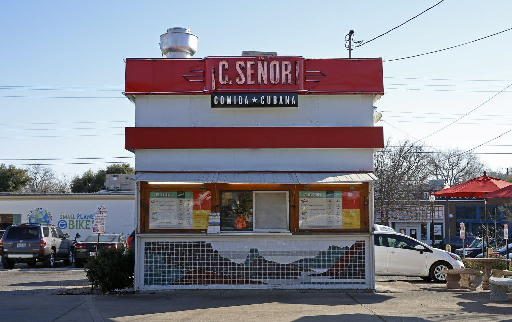 C Señor en Oak Cliff