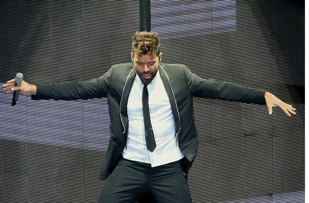 Ricky Martin pidió a través de un comunicado respeto y privacidad para que le permitan atender la salud de su padre de forma privada junto con su familia./AGENCIA REFORMA