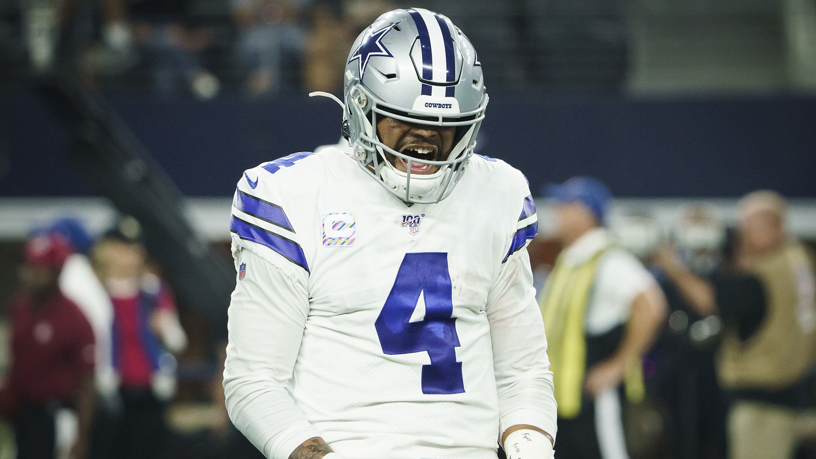 Is The Cowboys Key To Upsetting The Patriots Dak