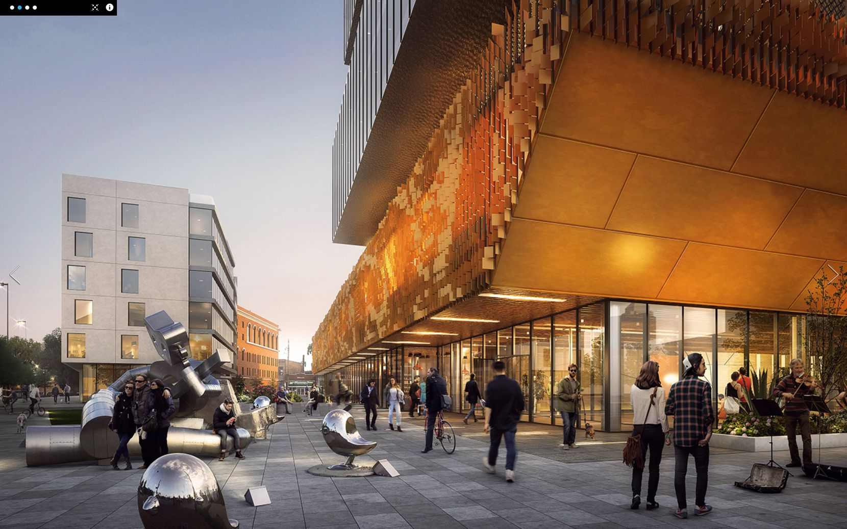 The Epic project in Deep Ellum will include an office building, hotel, apartments and retail.
