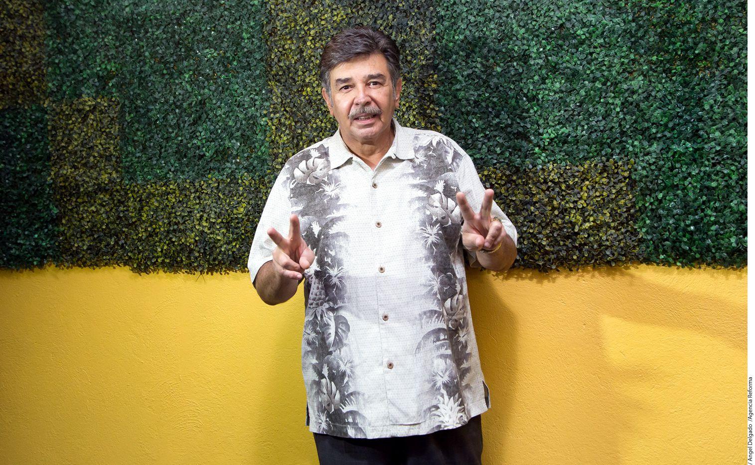 El comediante Jorge Ortiz de Pinedo se refirió a los migrantes que se suben al tren la Bestia en busca del sueño americano./AGENCIA REFORMA