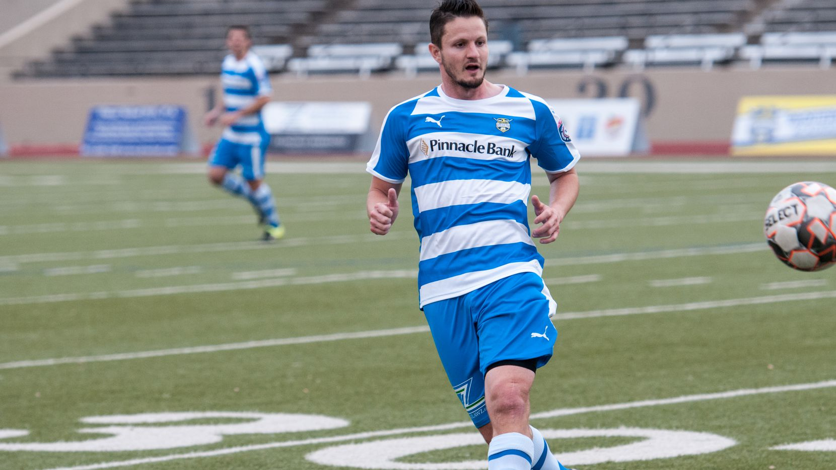 Cameron Brown of the Fort Worth Vaqueros.
