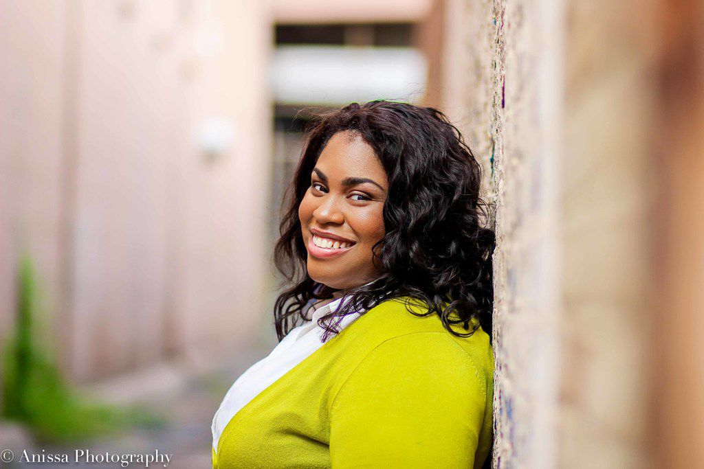 Angie Thomas is the author of The Hate U Give. (Anissa Hidouk)