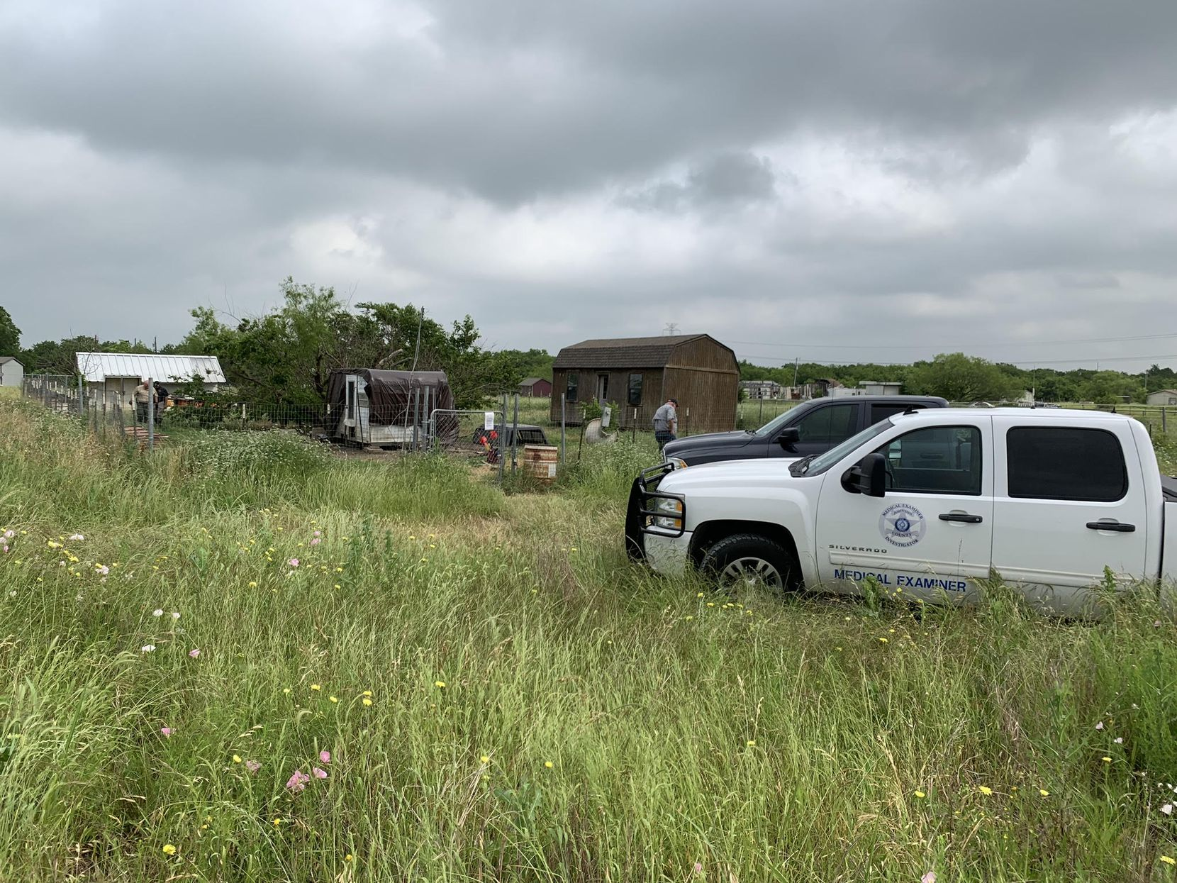 Investigators in Johnson County searched Freddie Mack's property several times in May in an attempt to find the missing 57-year-old man.