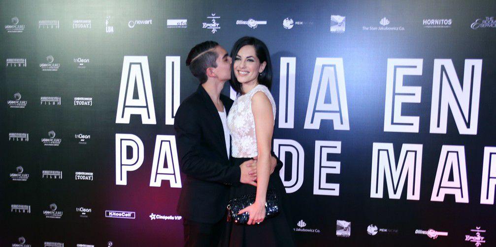 Sergio Mayer Mori, hijo de Sergio Mayer y Bárbara Mori, se hará cargo de su probable hijo, producto de su relación con la brasileña, Natalia Subtil, quien es 10 años mayor que él. /AGENCIA REFORMA