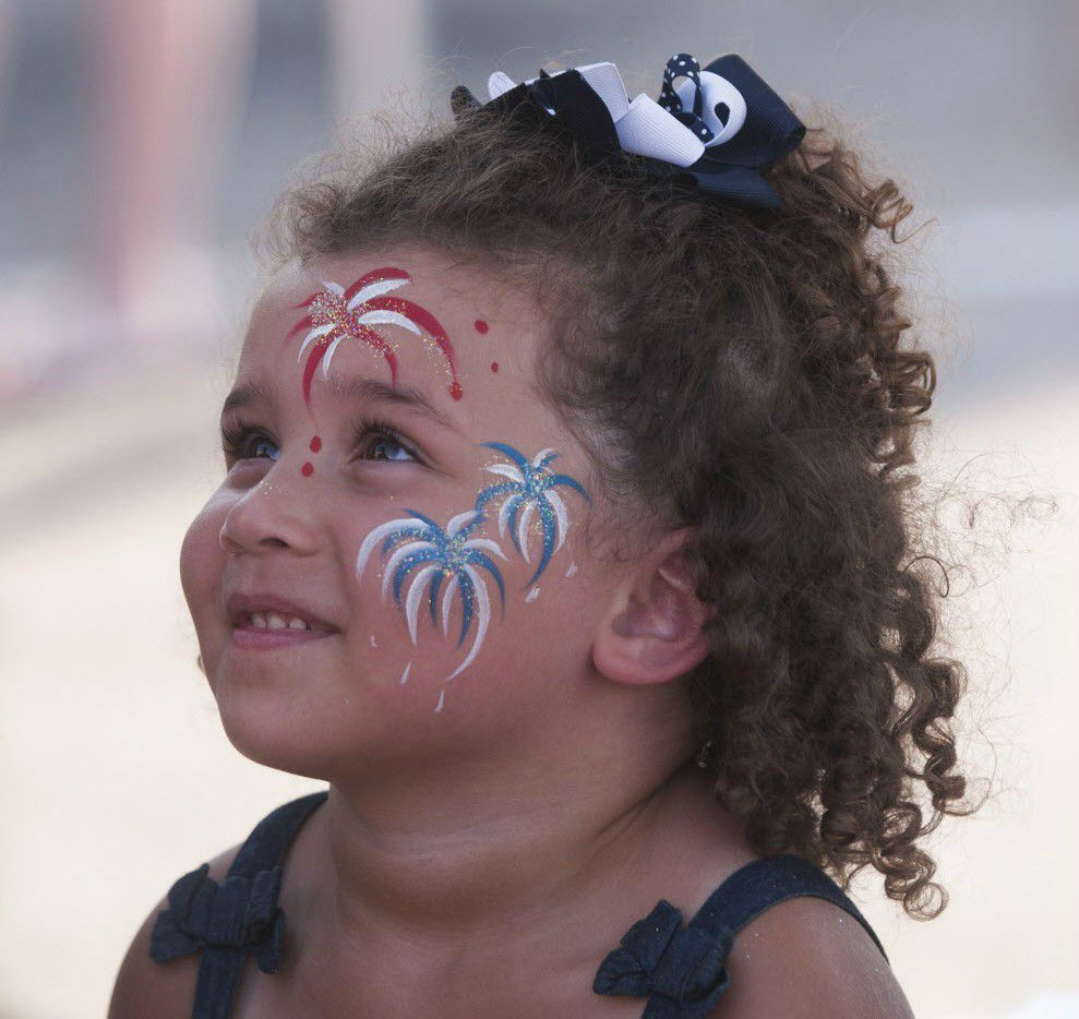 Star Spangled Spectacular at Firewheel Town Center features fireworks, face painting and more.