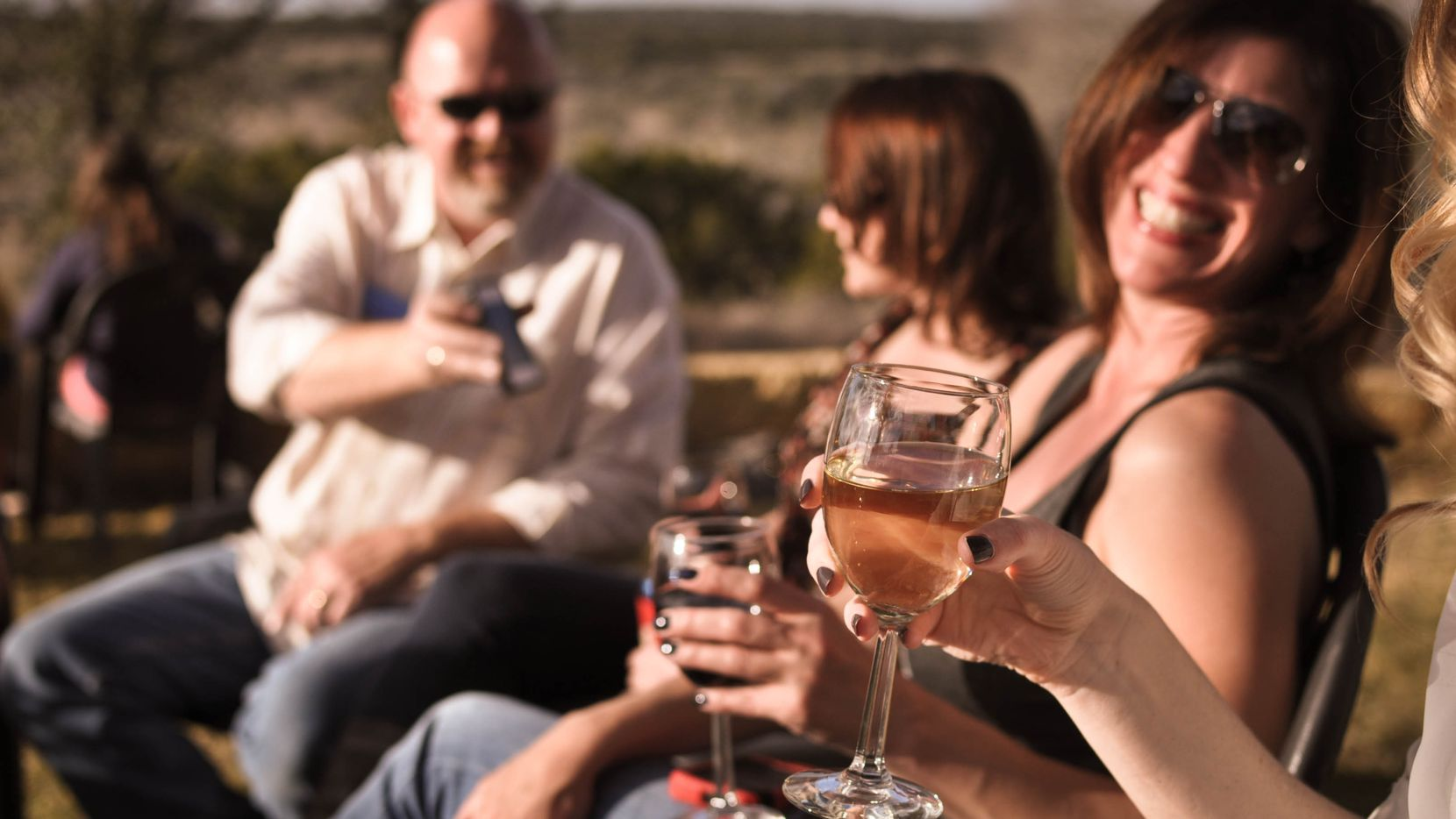 Groups of friends and corporate gatherings charter the Heart of Texas Wine Tours' European mini-buses for day-long trips around wineries in and near Central Texas towns like Fredericksburg, Driftwood, Dripping Springs, Lampasas and Marble Falls.