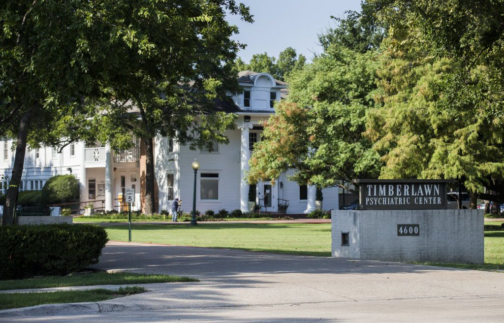 """Rather than talk to a reporter, Timberlawn chief executive James Miller  issued a statement saying, """"The care and safety of our patients, including their privacy, is Timberlawn Behavioral Health System's top priority."""""""