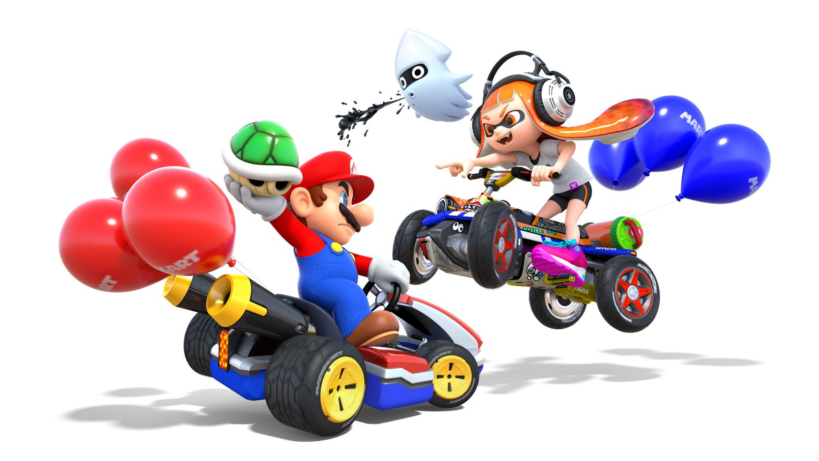 Mario Kart'-inspired go-kart race is coming to Dallas