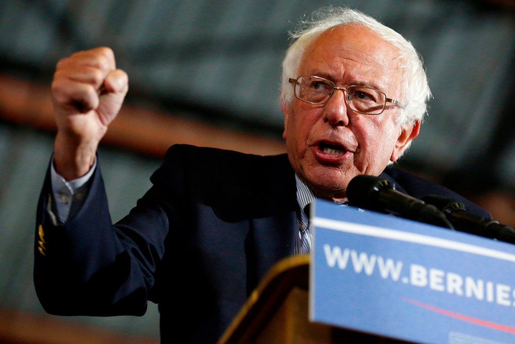Senator Bernie Sanders announced on Feb. 19, 2019 that he is running for president, launching a second bid for the White House after a surprisingly strong run for the Democratic nomination in 2016.