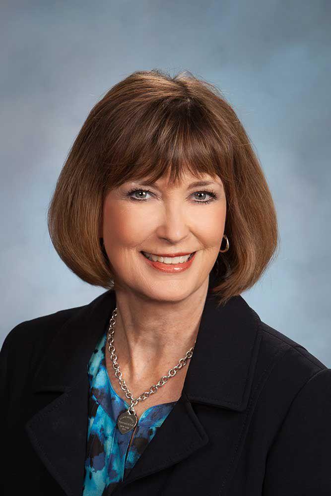 Deborah Cron, Garland ISD interim superintendent.