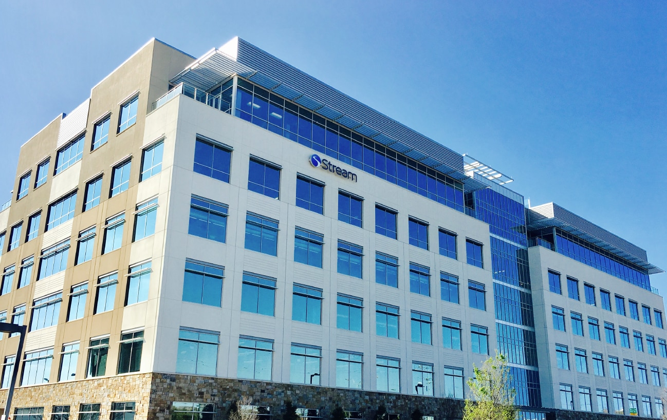 Stream Is taking 55,000 square feet in the Tollway Center office building in Addison.